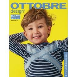 Časopis Ottobre design - 2018/1, Kids, Deutsch, Titulní stránka