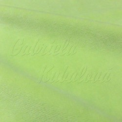 Balíček zbytků II. jakost - Kojenecký plyš TOP Q - Zelený, cca 1,25 kg, ATEST 1