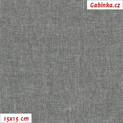 HF Šusťák DANTA 5 - tmavě šedá, 15x15 cm