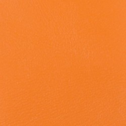 Koženka, oranžová, V 741, šíře 145 cm, 10 cm