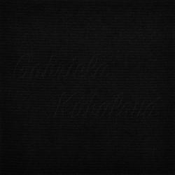 Kočárkovina, LESK 010 černá, 15x15cm