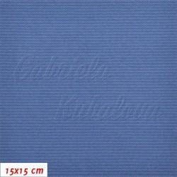 Kočárkovina, LESK N20 modrá, 15x15cm