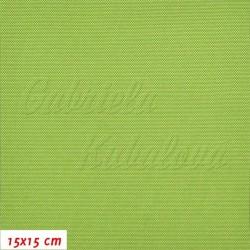 Kočárkovina, LESK 096 zelená, 15x15cm