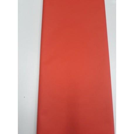 Šusťák nepromokavý se zátěrem, oranžový, b. 582, 10cm