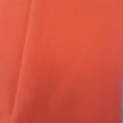 Látka, SILVER - funkční materiál, cihlová, šíře 140 cm, 10 cm