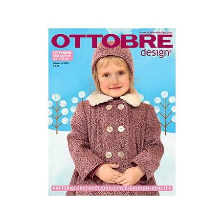 Ottobre design Kids, 2009-06, Titulní strana