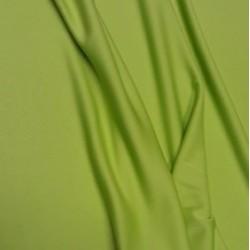Úplet , tričkovina Bamboo Charcoal, zelenožlutá, ilustrační foto