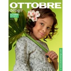 Časopis Ottobre design - 2018/3, Kids, Deutsch, letní vydání