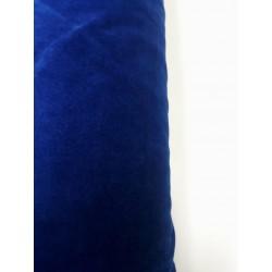 Kojenecký plyš TOP Q - Tmavě modrý, šíře 180 cm, 10 cm, ATEST 1