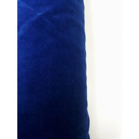 Kojenecký plyš TOP Q - Tmavě modrý, šíře 180 cm, 10 cm