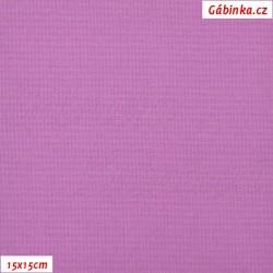 Kočárkovina, Světle fialová, MAT 427, šíře 160 cm, 10 cm, Atest 1