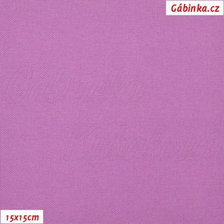 Kočárkovina, Světle fialová, MAT 427, 15x15 cm