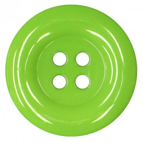 Knoflík 58 mm - zelený