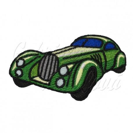 Nažehlovačka - auto veterán