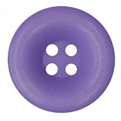 Knoflík 20 mm - fialový, 1 ks