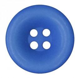 Knoflík 20 mm - modrý, 1 ks