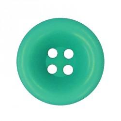Knoflík 27 mm - zelený, 1 ks