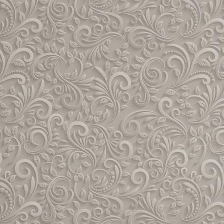 Koženka, Ornamenty na světle šedé, DSOFT 08