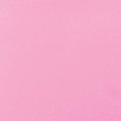 Zbytek - Koženka, světle růžová, V 062, šíře 145 cm, 20 cm