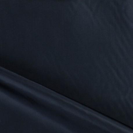 Podšívkovina - PES Taffeta 15 - Černomodrá