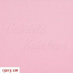 Kočárkovina, růžová, LESK 046 , šíře 160 cm, Zbytek 50 cm