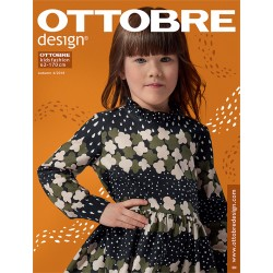 Časopis Ottobre design - 2018/4, Kids, podzimní vydání