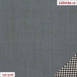 LETNÍ softshell - 10000/3000, Šedý, Atest 1, šíře 150 cm, 10 cm