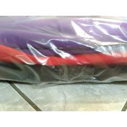 Balíček zbytků - Mix jednobarevných teplákovin, cca 1,43 kg