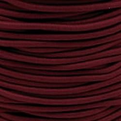Pruženka, guma - kulatá, vínová 3297, průměr 3 mm, 1 m