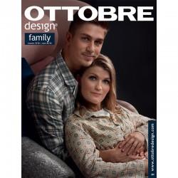 Časopis Ottobre design - 2018/7, Family, titulní strana