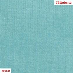Manšestr, prací kord - elastický, MINT 627, šíře 148 cm, 10 cm