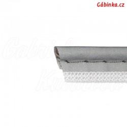 Paspulka reflexní - šíře 10 mm, 1 m