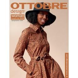 Časopis Ottobre design - 2019/2, Woman, jaro/léto