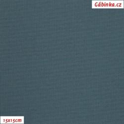 Kočárkovina, Šedomodrá, MAT 177, šíře 160 cm, 10 cm, Atest 1