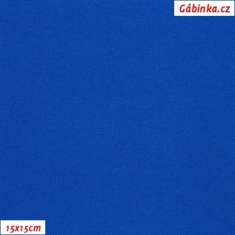 Kočárkovina, Královsky modrá, MAT 281, 15x15cm
