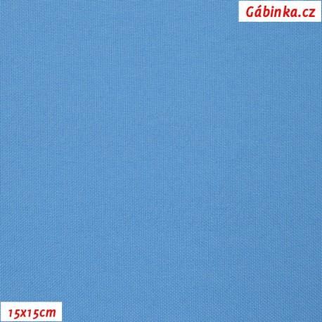 Kočárkovina, modrá, MAT 542, 15x15cm