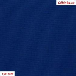 Kočárkovina, Modrá, MAT 426, šíře 160 cm, 10 cm, Atest 1