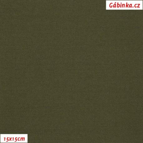 Kočárkovina, Khaki, MAT 270, 15x15cm
