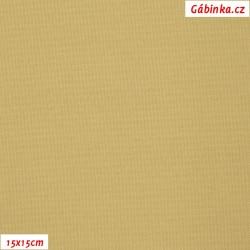 Kočárkovina, Středně béžová, MAT 713, šíře 160 cm, 10 cm, Atest 1