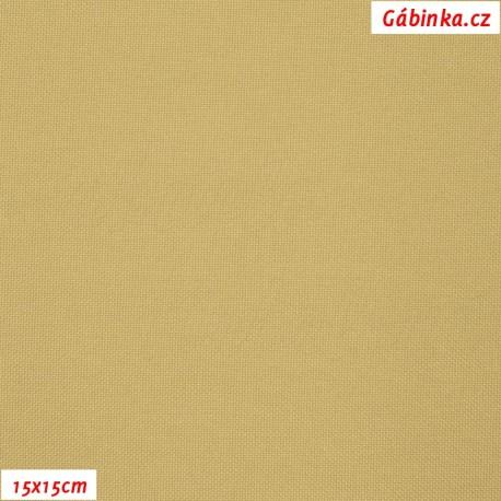 Kočárkovina, Středně béžová, MAT 713, 15x15cm