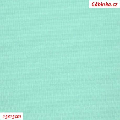 Kočárkovina, Tmavší mint, MAT 635, 15x15cm