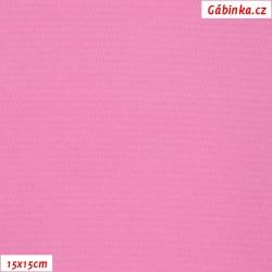 Kočárkovina, Růžová, MAT 589, šíře 160 cm, 10 cm
