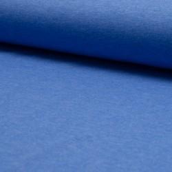 Úplet BA-PES-EL, Modrý melír b. 005, ATEST 2, šíře 150 cm, 10 cm