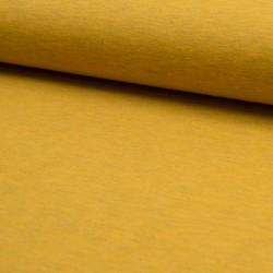 Úplet BA-PES-EL, Hořčicový melír b. 032, ATEST 2, šíře 150 cm, 10 cm