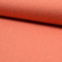 Úplet BA-PES-EL, Oranžovošedý melír b. 034, ATEST 2, šíře 150 cm, 10 cm