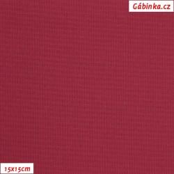 Kočárkovina, Růžovofialová, MAT 203, 15x15 cm