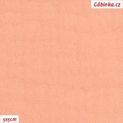 Fáčovina dvojitá - meruňková, šíře 130 cm, 10 cm