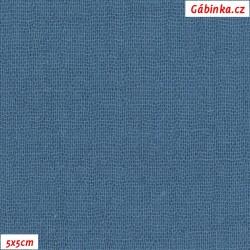 Fáčovina - modrá, 5x5 cm