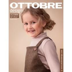 Časopis Ottobre design - 2019/4, Kids, podzimní vydání