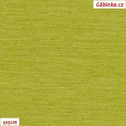 Potahová látka 183 - Jarní zelená, šíře 160 cm, 10 cm